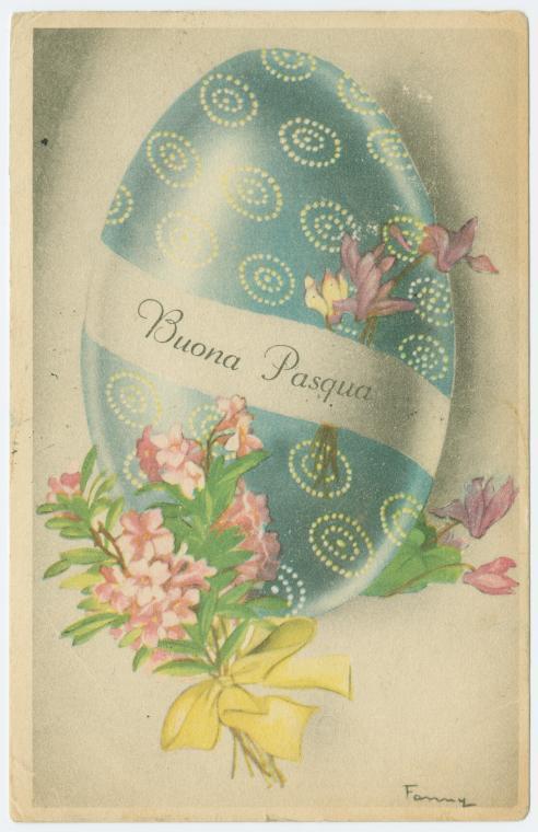 Buona Pasqua Postcard